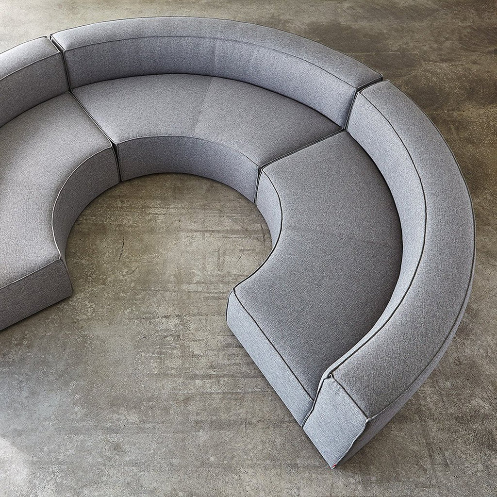 Mix Modular 3-PC Seating Group B | Parliament Stone