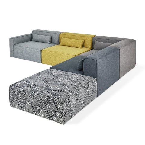 Mix Modular 5-PC Sectional