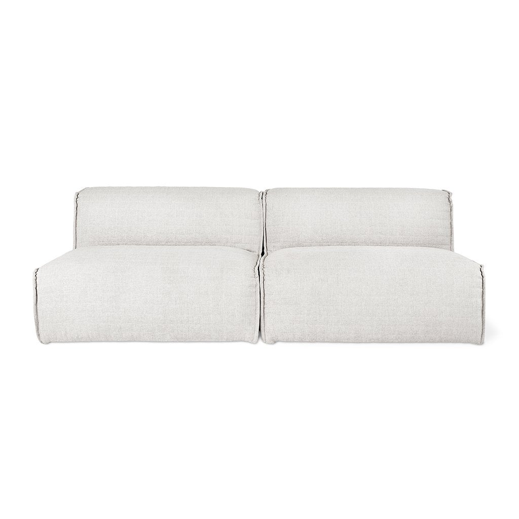 Nexus Modular 2PC Sofa | Thea Moonstone