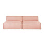 Nexus Modular 2PC Sofa | Thea Seasalt