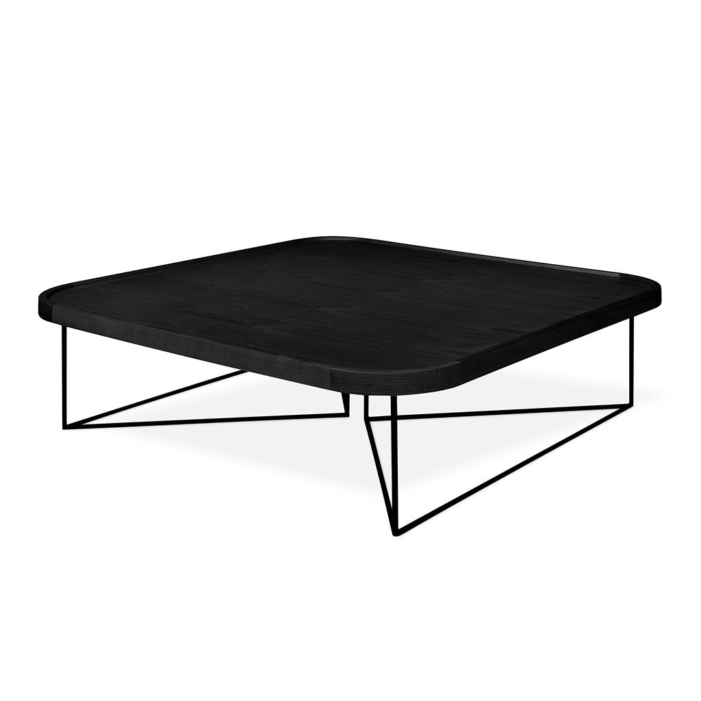 - Porter Coffee Table - Square Accent Tables Gus* Modern