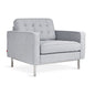 Spencer Chair | Bayview Silver