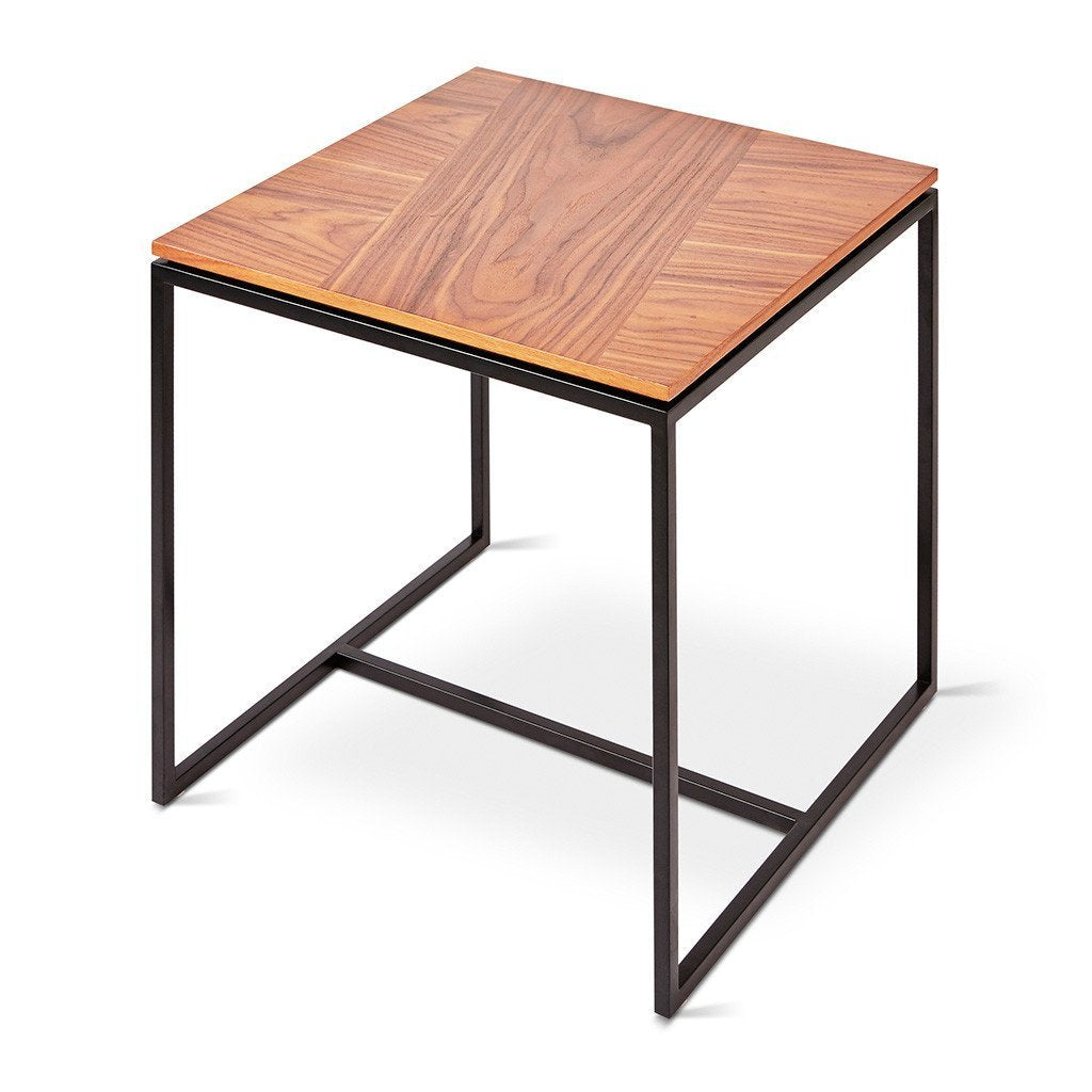 Tobias End Table | Walnut
