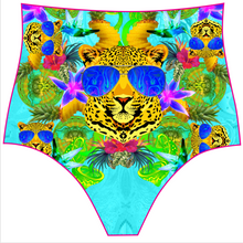 Load image into Gallery viewer, Leopard with Shades Panty - amazonezz
