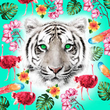 Load image into Gallery viewer, Tiger Dress - amazonezz