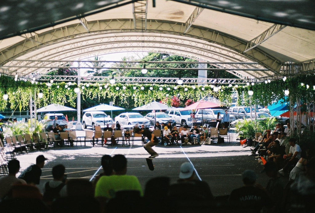 El Señor Presents 'Pandemonium at Pearlridge' Game of Skate Tournament pt.1