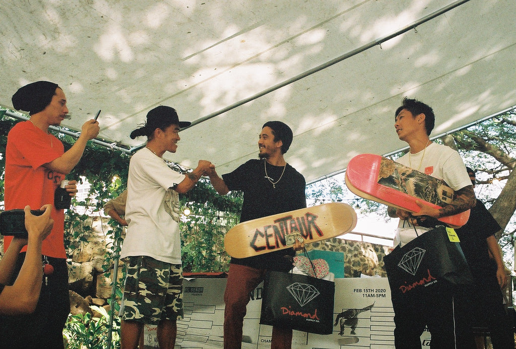 El Señor Presents 'Pandemonium at Pearlridge' Game of Skate Tournament pt.2