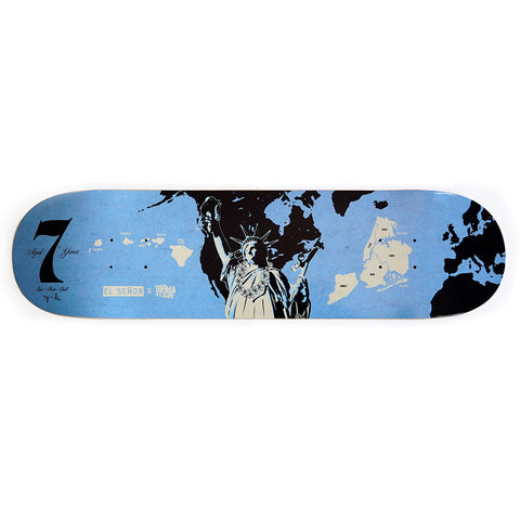 'In4mation x El Señor' Skateboard