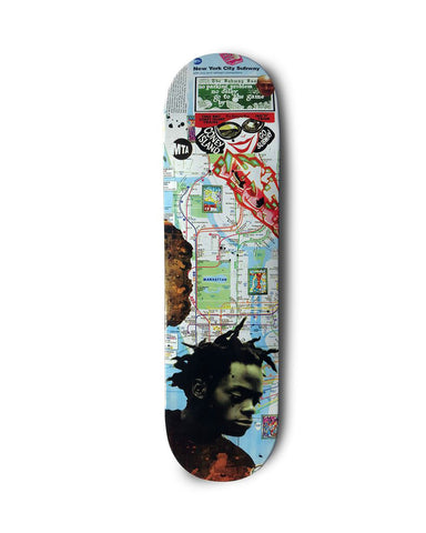 'Phase 2 x Harold Hunter Foundation' Skateboard