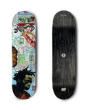 'Harold Hunter Foundation x Phase 2' Skateboard