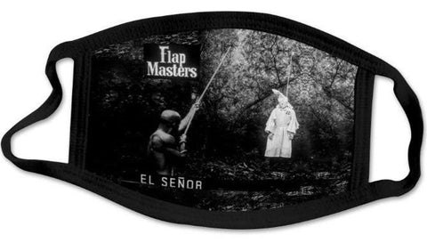 'Community Outreach' Flap Masters x El Señor Face Mask