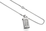 Pier 7 'Destination Block' .925 Sterling Silver