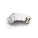 'Grillz' Custom Fit 14k Solid Gold