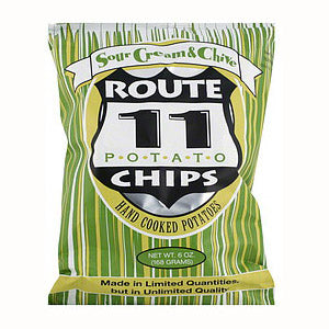 Route 11 Potato Chips Sour Cream & Chives