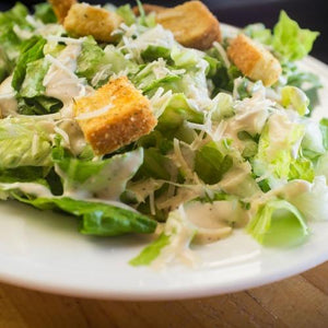 Scarborough Fair Caesar Salad November Dinner