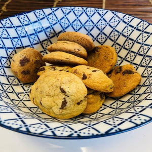 Scarborough Fair Chocolate Chip Cookies
