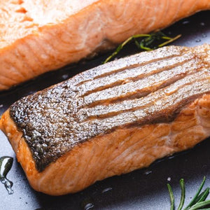 Scarborough Fair Pan Seared Salmon November Dinner
