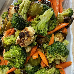 Seasonal Roasted Veggies
