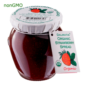 Dalmatia Organic Strawberry Jam
