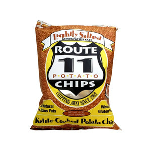 Route 11 Potato Chips Lightly Salted