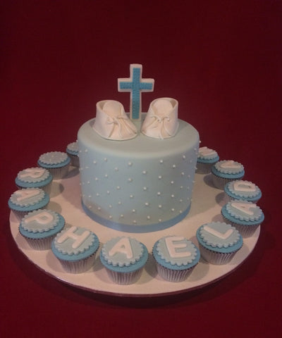 Christening Cakes for Kids