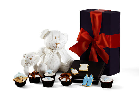 Baby Boy or Girl Gift Hamper by Glorieux Cadeau