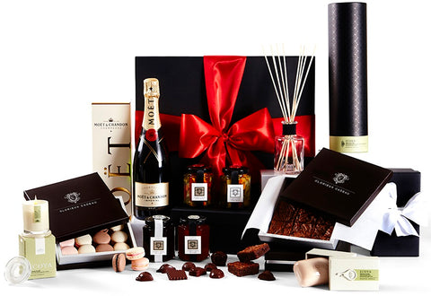 Deluxe Gourmet Gift Hamper by Glorieux Cadeau
