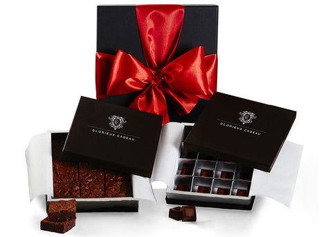 Chocolate Fantasy Gift Hamper by Glorieux Cadeau