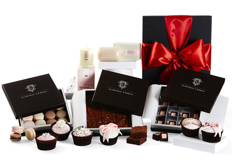 The Sweet Indulgence Gift Hamper by Glorieux Cadeau