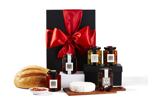 Gourmet Indulgence Gift Hamper by Glorieux Cadeau