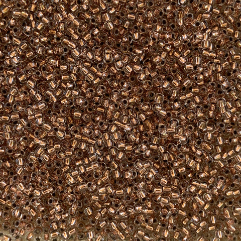 Japanese Seed Beads Size 11-1032B  Colorlined