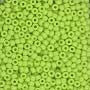Japanese Seed Beads Size 15-846 Opaque - Lime