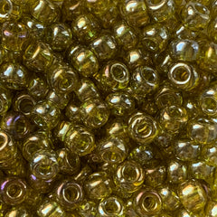 Japanese Seed Beads Size 6-318J - Shimmer Sage
