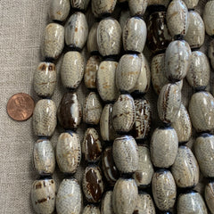Bone & Shell Beads - Shell - Shell Bead - 16 Inch Strands