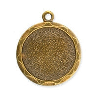 Antique Brass - Frame - 12mm