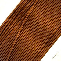 Non Tarnish Wire - Brown