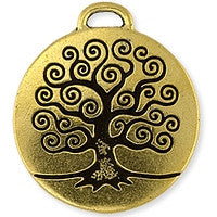 2304/2303  Tree of Life Pendant 2 pcs/per pack
