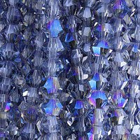 Chinese Crystal - 3mm Bicones - C01TB
