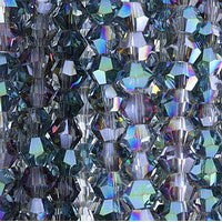 Chinese Crystal - 3mm Bicones - C01TG
