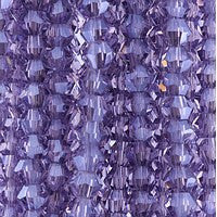 Chinese Crystal - 3mm Bicones -C08l