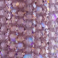 Chinese Crystal - 3mm Bicones -C19AB