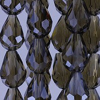 Chinesse Crystal - 12x8 Drop - C1842-  - 72pcs