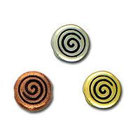 5544 - Spiral Bead 2 pcs/per pack