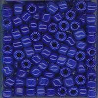 Japanese Seed Beads  Size 8-414  Opaque - Cobalt