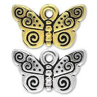 2162 Spiral Butterfly 2 pcs/per pack