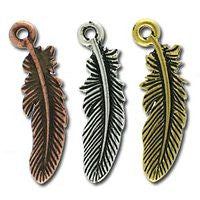 2046 Small Feather 2 pcs/per pack
