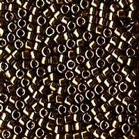 Delica 11/0 0022 Metallic Bronze - 7.2 grams