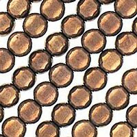 Czech Glass -  6m Round - Dark Bronze