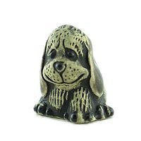 Ceramic Animals - Brown Doggy