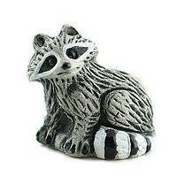 Ceramic Animals - Raccoon